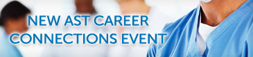 New AST Career Connections Event
